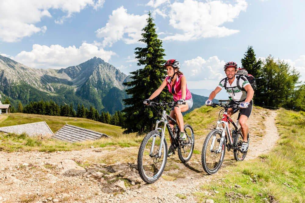Escursioni, mountain bike e molto altro ancora
