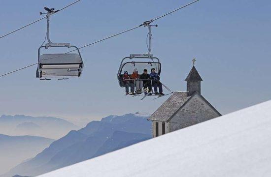 vacanza sugli sci a Merano 1