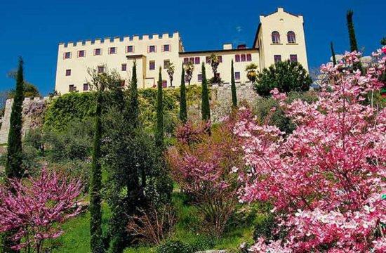 Castel Trauttmansdorff a Merano 4