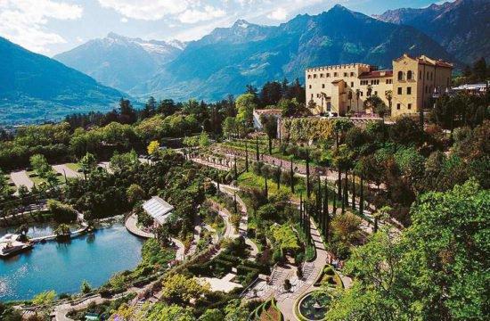 vacanza a Scena-Merano-Alto Adige 1